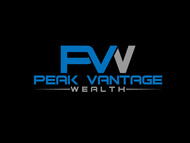 Peak Vantage Wealth Logo - Entry #46