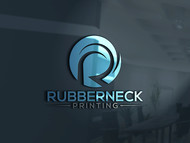 Rubberneck Printing Logo - Entry #26