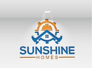 Sunshine Homes Logo - Entry #495