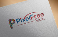 PixelFree Studio Logo - Entry #48