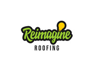 Reimagine Roofing Logo - Entry #356