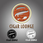 Ambassador Cigar Lounge Logo - Entry #5