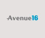 Avenue 16 Logo - Entry #104