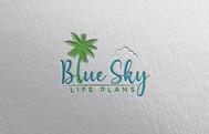 Blue Sky Life Plans Logo - Entry #63