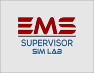 EMS Supervisor Sim Lab Logo - Entry #162