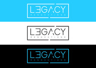 LEGACY RENOVATIONS Logo - Entry #202