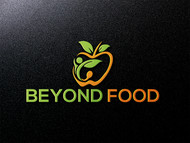 Beyond Food Logo - Entry #184