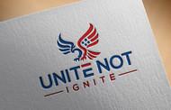 Unite not Ignite Logo - Entry #42