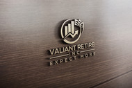 Valiant Retire Inc. Logo - Entry #190