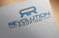 Revolution Roofing Logo - Entry #596