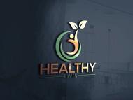 Healthy Livin Logo - Entry #564