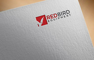 Redbird equipment Logo - Entry #133