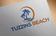 Tuzzins Beach Logo - Entry #85