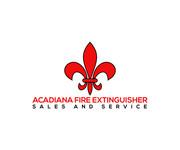 Acadiana Fire Extinguisher Sales and Service Logo - Entry #4