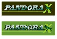 Pandora X Logo - Entry #20