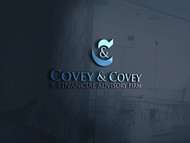 Covey & Covey A Financial Advisory Firm Logo - Entry #184
