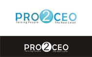 PRO2CEO Personal/Professional Development Company  Logo - Entry #106