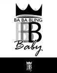 Ba Ba Bling baby Logo - Entry #126