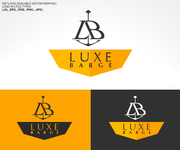 European Hotel Barge Logo - Entry #105