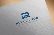 Revolution Roofing Logo - Entry #496
