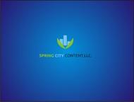 Spring City Content, LLC. Logo - Entry #23