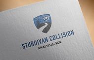 Sturdivan Collision Analyisis.  SCA Logo - Entry #99