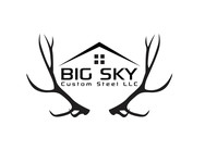 Big Sky Custom Steel LLC Logo - Entry #37