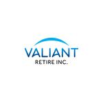 Valiant Retire Inc. Logo - Entry #36