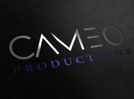 CAMEO PRODUCTIONS Logo - Entry #15