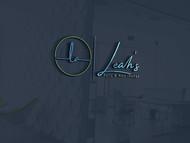 Leah's auto & nail lounge Logo - Entry #55