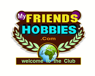 MyFriendsHobbies.com Logo - Entry #9