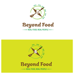 Beyond Food Logo - Entry #245