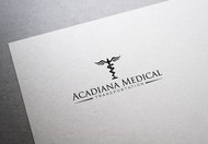 Acadiana Medical Transportation Logo - Entry #110