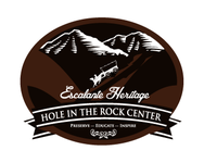 Escalante Heritage/ Hole in the Rock Center Logo - Entry #111