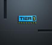 Tier 1 Products Logo - Entry #342