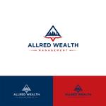 ALLRED WEALTH MANAGEMENT Logo - Entry #876
