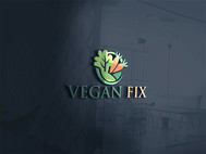 Vegan Fix Logo - Entry #265