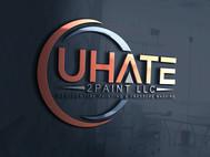 uHate2Paint LLC Logo - Entry #80