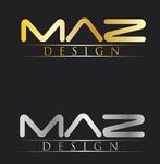 Maz Designs Logo - Entry #171