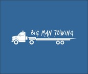 Big Man Towing Logo - Entry #120