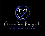 Michelle Potter Photography Logo - Entry #201
