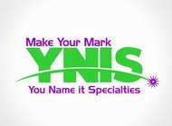 YNIS   You Name It Specialties Logo - Entry #57