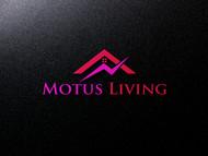 Motus Living Logo - Entry #63