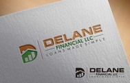 Delane Financial LLC Logo - Entry #209