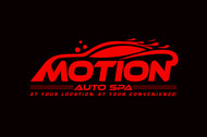 Motion AutoSpa Logo - Entry #33