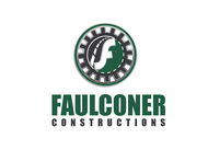Faulconer or Faulconer Construction Logo - Entry #348
