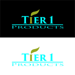 Tier 1 Products Logo - Entry #176