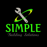 Simple Building Solutions Logo - Entry #8