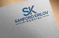 Sanford Krilov Financial       (Sanford is my 1st name & Krilov is my last name) Logo - Entry #323