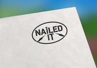 Nailed It Logo - Entry #283